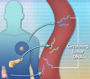 Circulating tumor dna