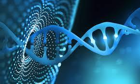 Nanopore sequencing artist impression