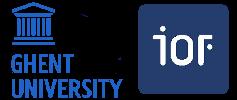 UGent_IOF logo